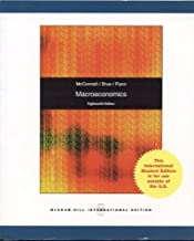 Macroeconomics (Macroeconomics, 18th ED - International Edition) by McConnell/Brue/Flynn (2010-05-03)