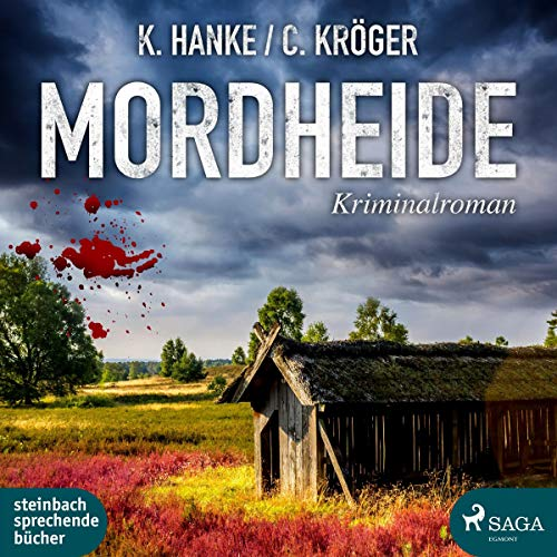 Mordheide audiobook cover art