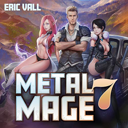 Metal Mage 7 audiobook cover art