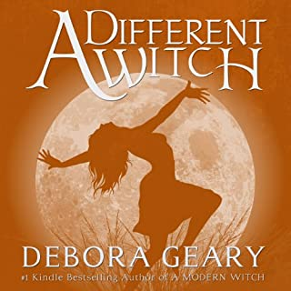 A Different Witch audiobook cover art
