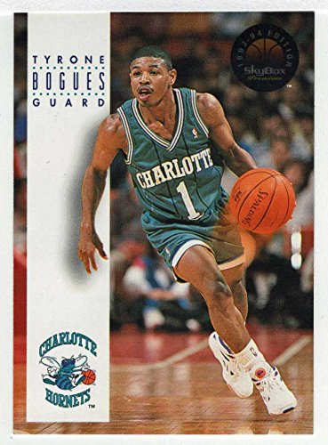 Muggsy Bogues (Basketball Card) 1993-94 Skybox Premium # 36