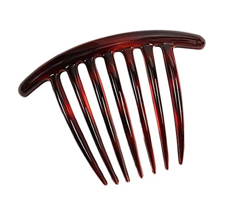 確かめるパンチサッカーCaravan French Twist Comb, Tortoise Shell [並行輸入品]
