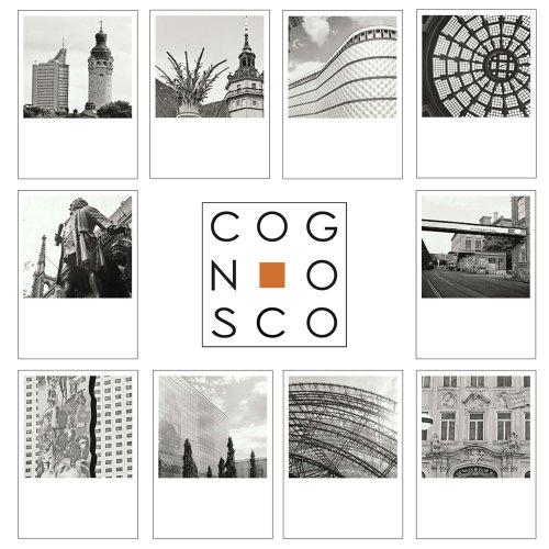 COGNOSCO Postkarten-Set Leipzig - 10 Stadt-Postkarten in Folienverpackung