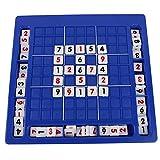Haowecib Tablero De Sudoku, Tablero De Rompecabezas Numérico, Divertido Y Desafiante para La Comunicación Práctica Entre E Hijos