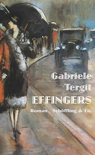 Effingers: Roman (German Edition)