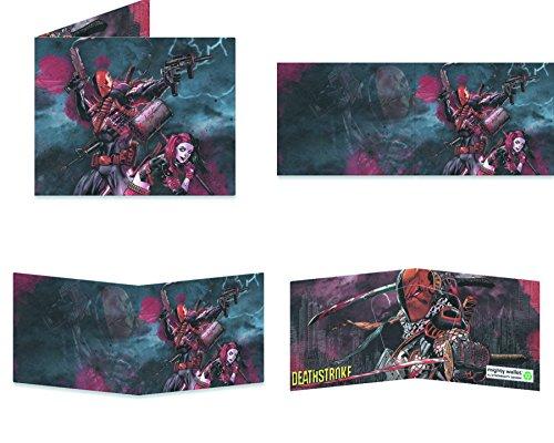 Dynomighty Design DC Heroes: Deathstroke Mighty Wallet