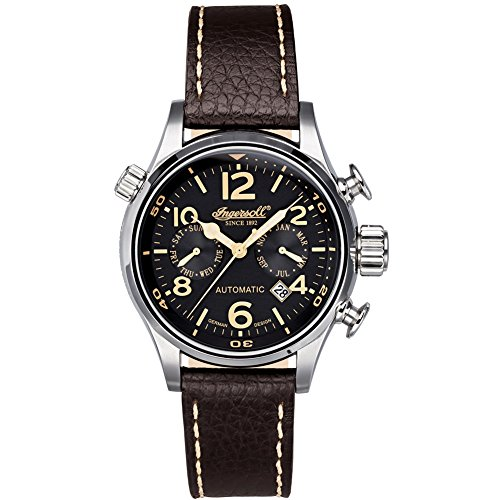 Ingersoll Automatic Stainless Steel Watch - BULL RUN