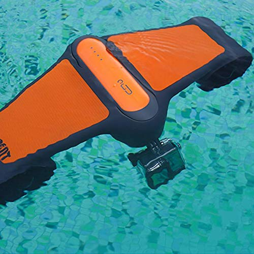 AI Life Holdings See Scooter Tauchen Seeroller Unterwasser Scooter 50m 1m/s Speed Orange