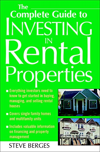 Real Estate Investing Books! - The Complete Guide to Investing in Rental Properties