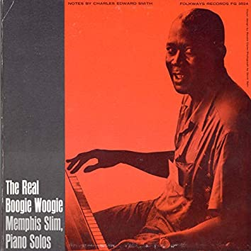 Memphis Slim and the Real Boogie-Woogie