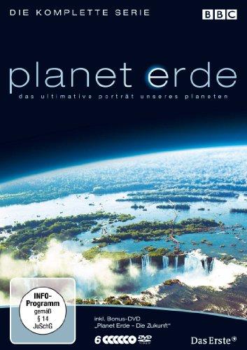 Planet Erde – Die komplette Serie (6 DVDs inkl. Bonus-Disc, Softbox)