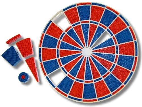 Ersatzsegmente kpl.Set für Dartautomat CB 50 und CB 90 inklusive weißer Spinne Marke: Karella