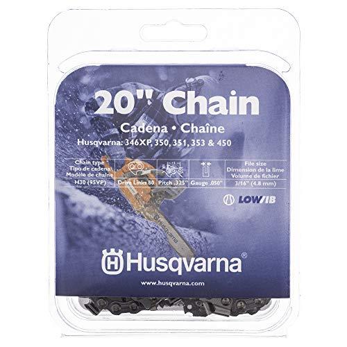 Set of 3 Husqvarna 20