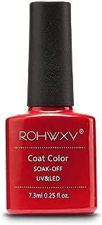 ROHWXY 7.3 ML Nail Gel Polish For Manicure UV LED Gel Laquer Soak Off Gel Varnish Painting Gel Nail Art Design Tools (RPG-041)