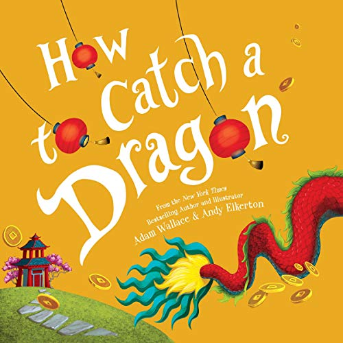 How to Catch a Dragon audiobook cover art