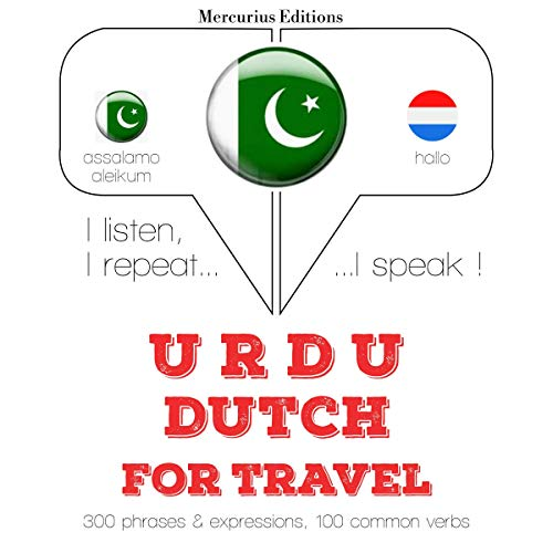 Urdu – Dutch. For travel cover art