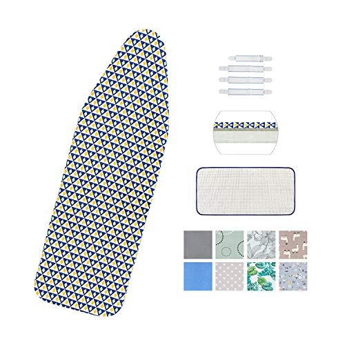 Ironing Board Cover and Pad Standard Size 15
