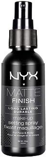 NYX Cosmetics Matte Finish Long Lasting Makeup Setting Spray