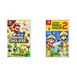 New Super Mario Bros. U Deluxe + Super Mario Maker 2