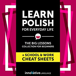Learn Polish for Everyday Life cover art