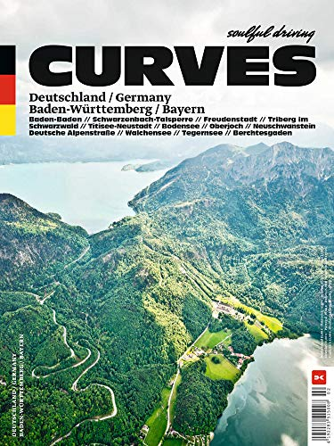 CURVES Deutschland / Germany: Band 13: Baden-Württemberg / Bayern