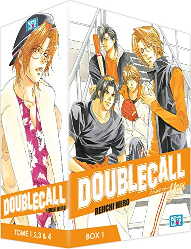 Pack Double Call - Tomes 1 à 4 - 4 Mangas (Livres) - Yaoi
