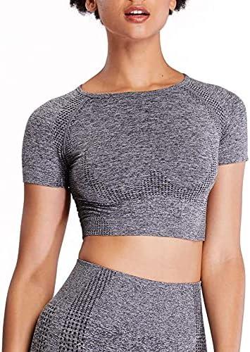 Women's Workout Vital Short Sleeve Seamless...