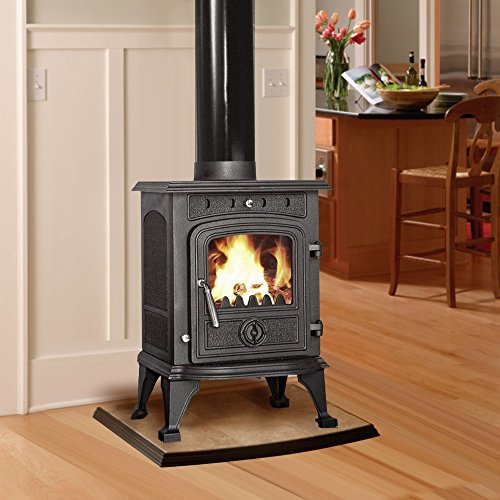 Lincsfire Greetwell High Efficiency Log Burner Wood Burning WoodBurner MultiFuel Fireplace Stove