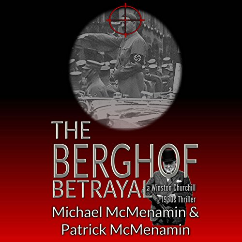 The Berghof Betrayal audiobook cover art