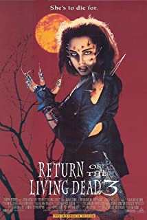 Best return of the living dead 3 poster Reviews