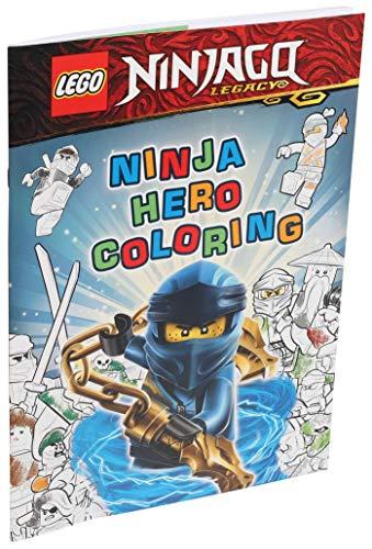LEGO(R) NINJAGO(R): Ninja Hero Coloring (Coloring Books)