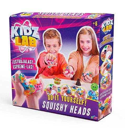 Kidz Lab K02KL003 Juego-Laboratorio para Crear Squishy Balls