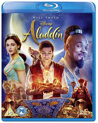 Aladdin L/A [Blu-ray] [UK Import]