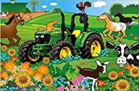 A1261漫画の家畜とジグソーパズルと木製のジグソーパズルの1000個