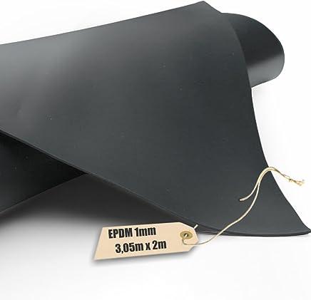 Firestone EPDM Kautschuk Teichfolie Pondgard 1mm In 305m X 2m
