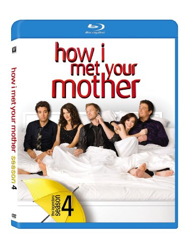 How I Met Your Mother: Season 4 [Blu-ray]