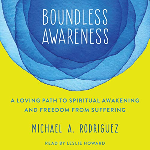 Boundless Awareness audiobook cover art