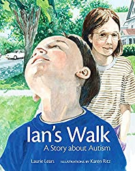 How to Support a Child with Autism, Ian's Walk ( A Story about Autism)