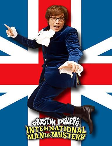 Austin Powers International Man of Mystery (English Edition)