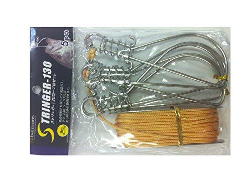 ベルモント MP-092 ストリンガー130ロープ付セット5p