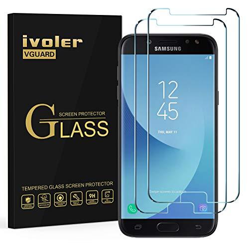 iVoler [2 Pack] Pellicola Vetro Temperato per Xiaomi Mi A2, Pellicola Protettiva, Protezione per Schermo