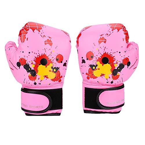 Gojiny Kinder Boxhandschuhe Punsch Training Kinder Kampfhandschuhe für Baby Mädchen Jungen