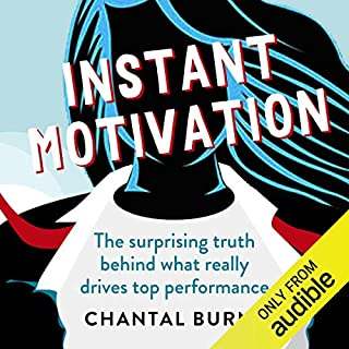 Instant Motivation audiobook cover art