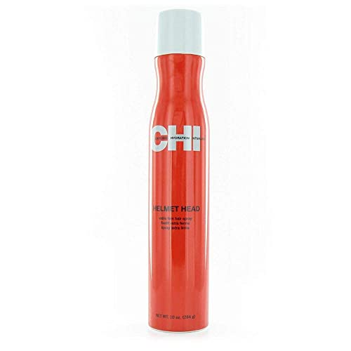 CHI Helmet Head Extra Firm Hairspray, 10 oz.