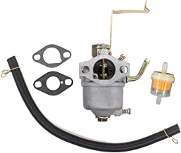 Aisen 3x Carburettor Gasket Set for Honda GX240 8PS GX270 9PS Lawn Mower Gasket Set