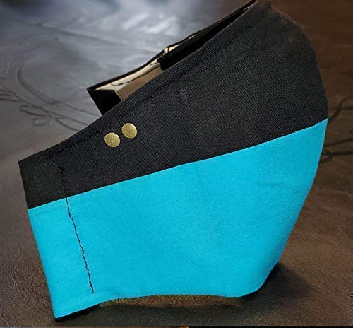 Star Trek Inspired Face Mask 100% cotton with filter pocket