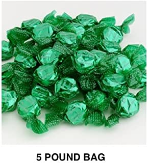 Golightly MINT Hard Candy, 5 lb, Sugar Free, Individually wrapped (about 600