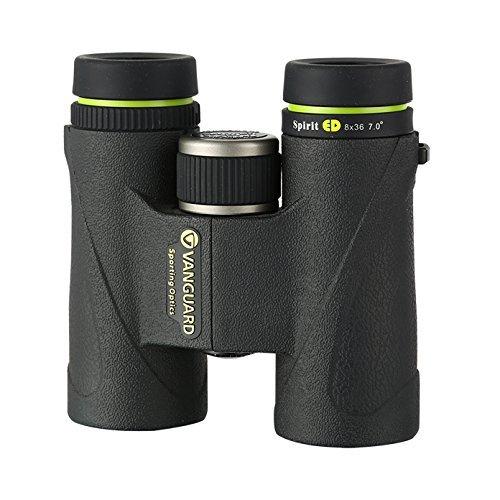 Vanguard 8x36 Spirit ED Binocular (Black) by Vanguard