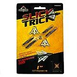 Slick Trick Broadhead 1' Standard 4 Pack