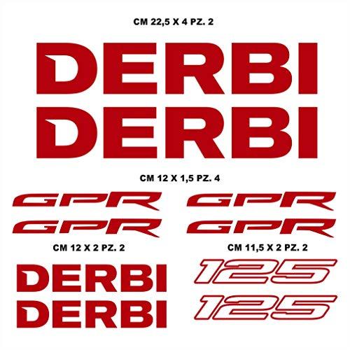 Kit dischi Frizione Polini rinforzata per Derbi Senda Gpr SMT Gilera RCR D50B0 Aprilia RS RX SX